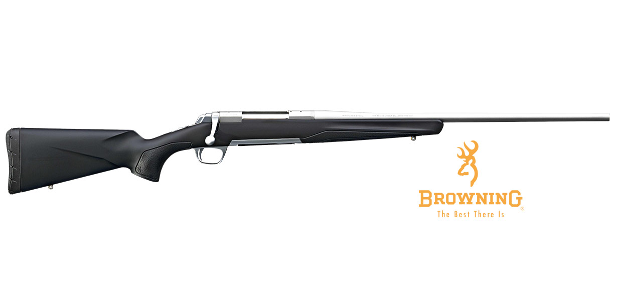 BROWNING X-Bolt Stainless Stalker