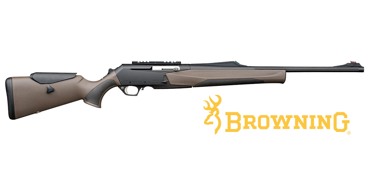 BROWNING BAR MK3 Composite HC Braun Adjustable