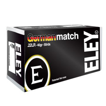 ELEY German Match .22lr