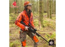 SHOOTERKING Mossy BLAZE Softshell Damen