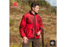 SHOOTERKING Mossy RED Softshell Jacke Herren
