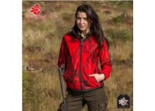 SHOOTERKING Mossy RED Softshell Damen