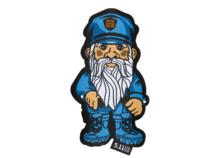 5.11® Patch POLICE GNOME