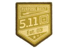 5.11® Patch PURPOSE BUILT coyote