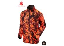 SHOOTERKING Digitex Softshell Wendejacke blaze/braun