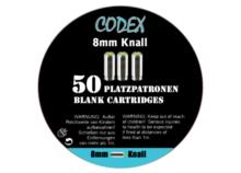 CODEX Platzpatronen 8mm Knall